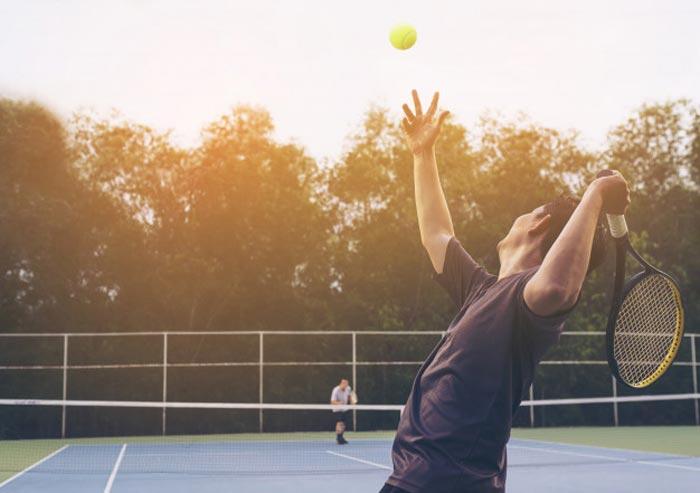 Las lesiones más comunes del tenis y cómo las tratamos en SportMe