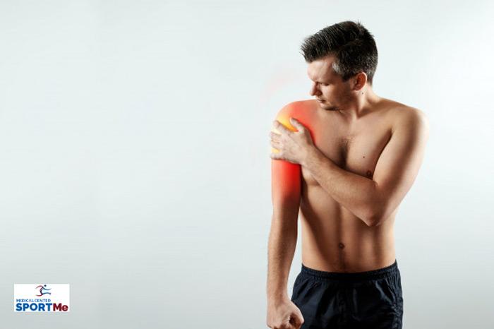 Capsulitis adhesiva u hombro congelado