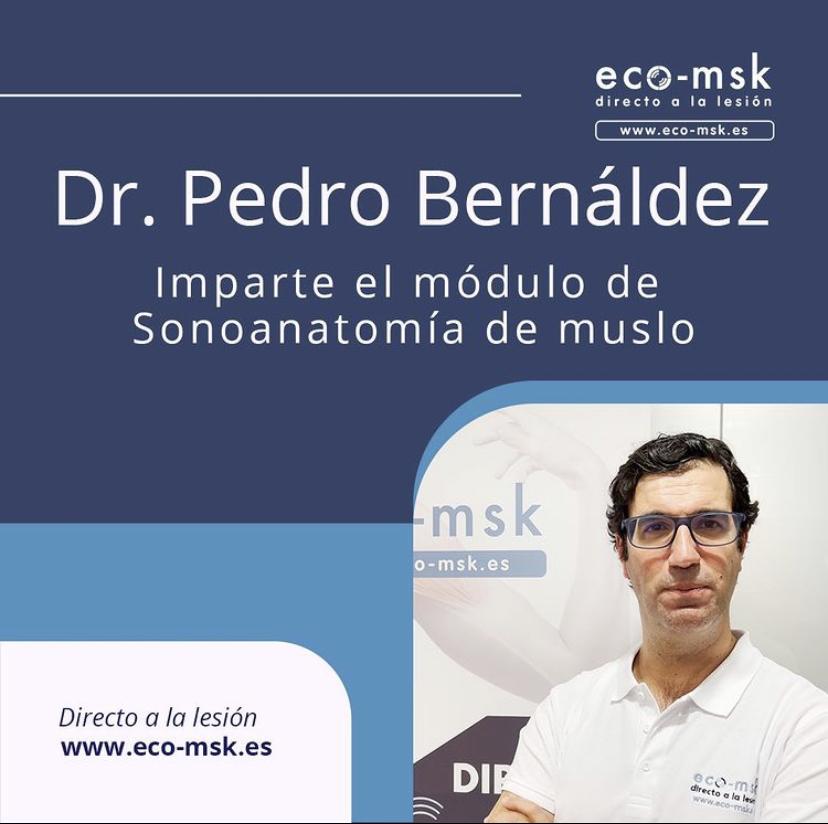 Promo Curso Sonoanatomia Muslo Curso Eco-Msk