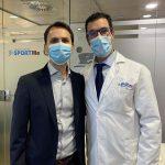 "Drs Dallo y Bernáldez ""Visitor Fellow"" en SportMe Medical Center"